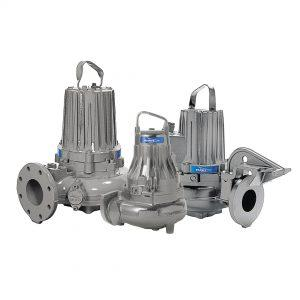Jätevedenpuhdistamoiden pumput