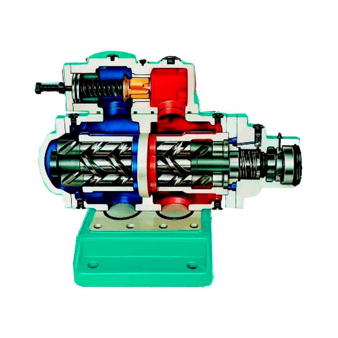 Paperi- ja sellu -Teollisuuden pumput
